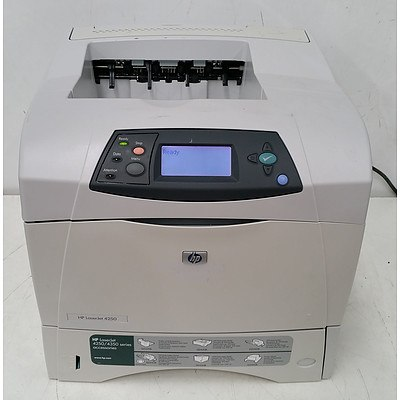 HP LaserJet 4250 Black & White Laser Printer