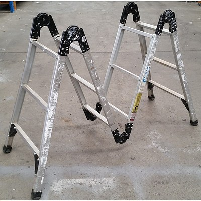 Oldfields Multi-Purpose Ladder