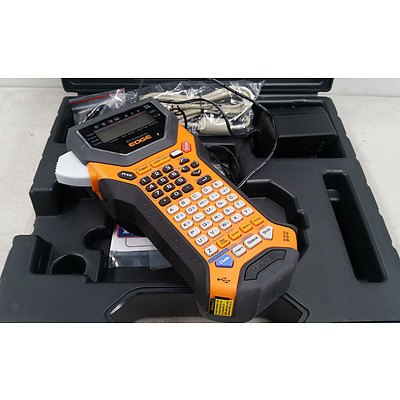 Brother PT-7600 P-Touch Edge Industrial Label Maker