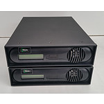 VBrick Systems 6000 Series Dual Channel Video Encoder - Lot of Two