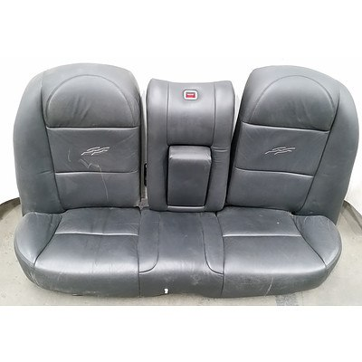 SS Commodore Rear Car Seats and Floor Mats