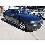 3/2007 Ford Fairmont GHIA BF MKII 4d Sedan Grey 4.0L