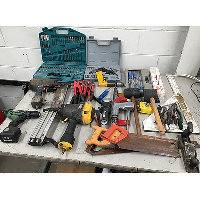 Large Collection of Tools