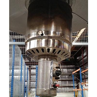 Round Gas Patio Heater