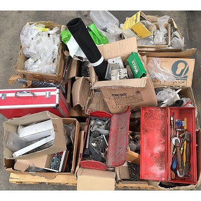 Large Collection of Hardware, Accessories and Miscellaneous