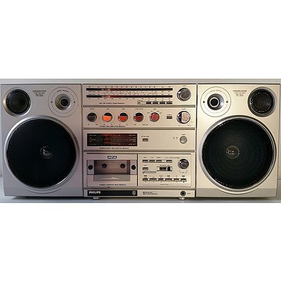 Philips D8623 Stereo Sound Machine
