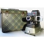 Vintage Aldis 500 Slide Projector with Carry Case
