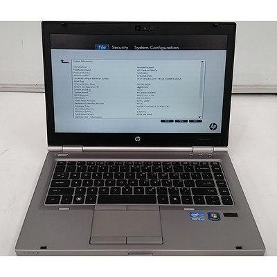 Hp EliteBook 8460p 14.1 Inch Widescreen Core i5 -2540M 2.6GHz Laptop