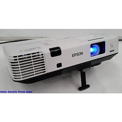 Epson EB-1945W WXGA 3LCD Projector