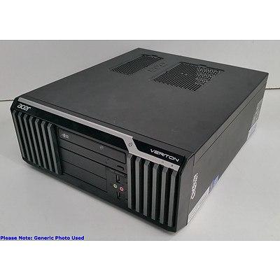 Acer Veriton S6620G Core i7 (3770) 3.40GHz Computer