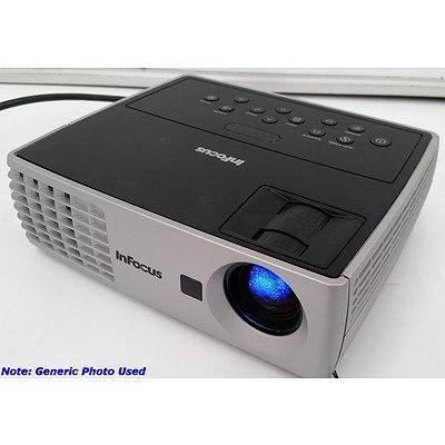 InFocus IN1102 WXGA DLP Projector