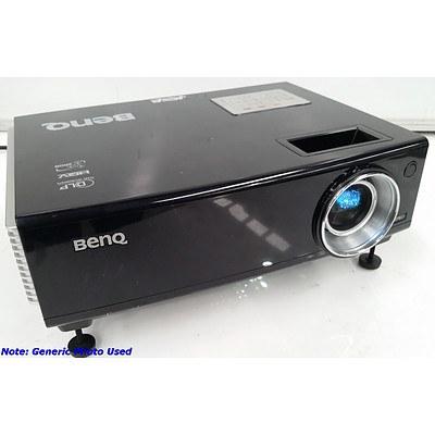 BenQ SP831 WXGA DLP Projector