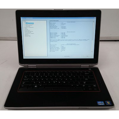 Dell Latitude E6420 14.1 Inch Widescreen Core i5 -2520M 2.5GHz Laptop