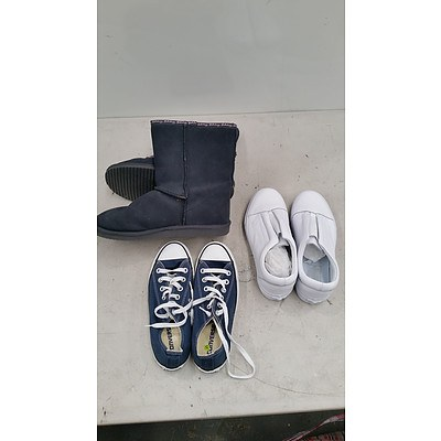 Bulk Lot of Brand New Unisex Shoes - RRP $200