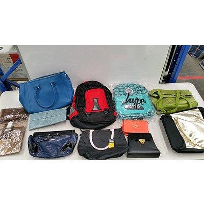 Lot of Brand New Handbags - RRP $200