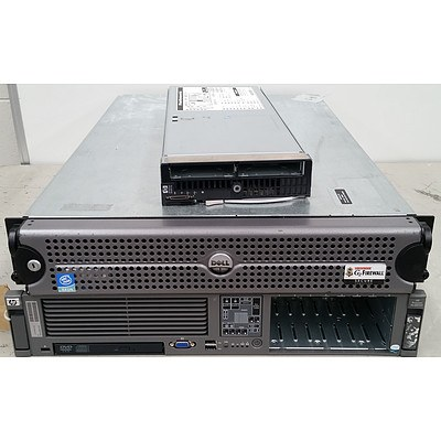 Hp & Dell Servers