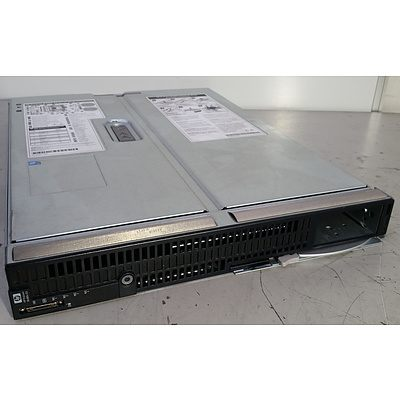Hp Proliant BL680c G5 Quad Quad-Core Xeon E7440 2.4GHz Blade Server