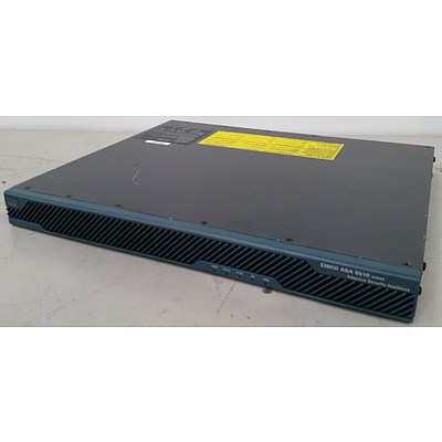 Cisco ASA 5510 V04 Adaptive Security Appliance