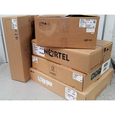 Nortel Parts & Modules - Lot of 5