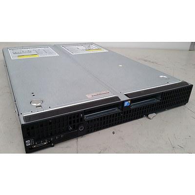 Hp Proliant BL620c G7 Dual 8-Core Xeon X6550 2.4GHz Blade Server