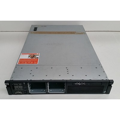 HP ProLiant DL380 G6 Dual Quad-Core Xeon (E5540) 2.53GHz 2 RU Server