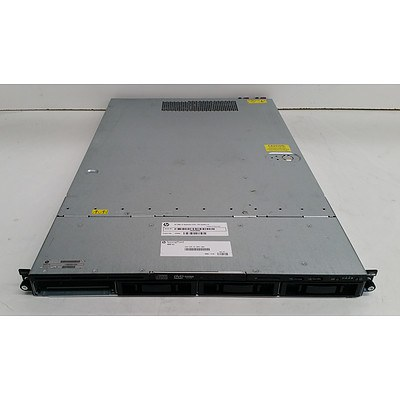 HP ProLiant DL320 G6 Xeon (E5620) 2.40GHz 1 RU Server
