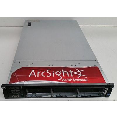 HP ProLiant DL380 G7 Dual Xeon (E5620) 2.40GHz 2 RU Server