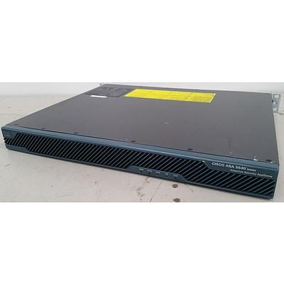 Cisco ASA 5540 V03 Adaptive Security Appliance