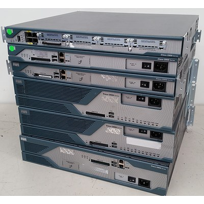Cisco 2800 & 3800 Integrated Service Routers