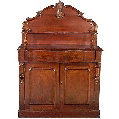 Australian Cedar Chiffonier Late 19 Century