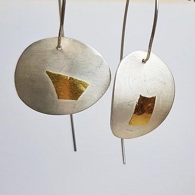 Helen Wyatt, Moon Shine, Earrings