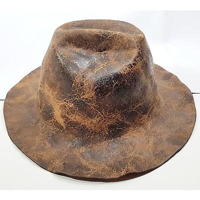 Sebastien Wilde, Woolen Felted Hat