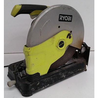 Ryobi ECO2437RG 355mm Metal Cut-Off Saw