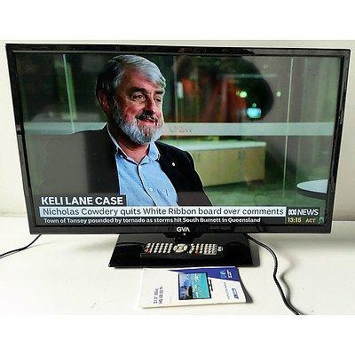 GVA 31.5in HD LED LCD TV