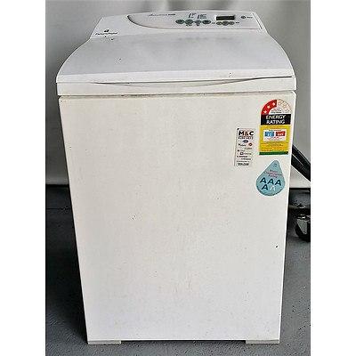 Fisher & Paykel 8kg White Top Loader Washing Machine