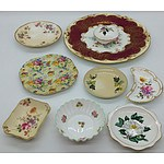 Group of Various English Porcelain and Limoge