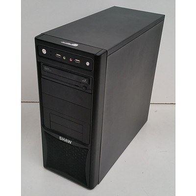 Shaw Core i5 (3450) 3.10GHz Computer