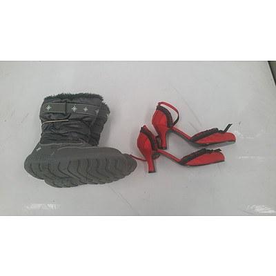 Bulk Lot of Brand New Women's Shoes - RRP $200