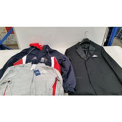 Bulk Lot of Brand New Men's Clothes - RRP $700