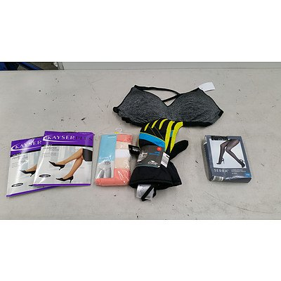 Bulk Lot of Women's Clothing Accessories - RRP $400