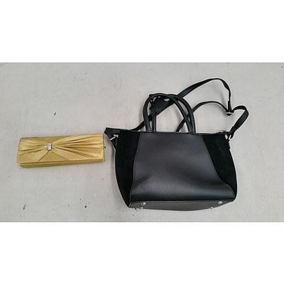 Bulk Lot of Brand New Handbags - RRP $450