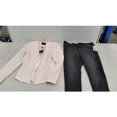 Bulk Lot of Brand New Women's Clothing - RRP $900