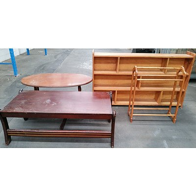 Household Furniture - Lot of Four