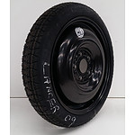 Dunlop Space Miser MKIII Space Saver Tyre for Mitsubishi Lancer 09 - Brand New - RRP Over $200.00