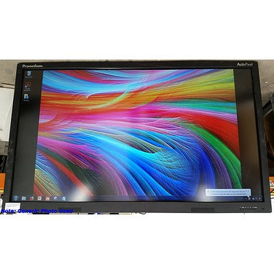 Promethean APT2-70 ActivPanelTouch 70 Inch Widescreen LCD Screen