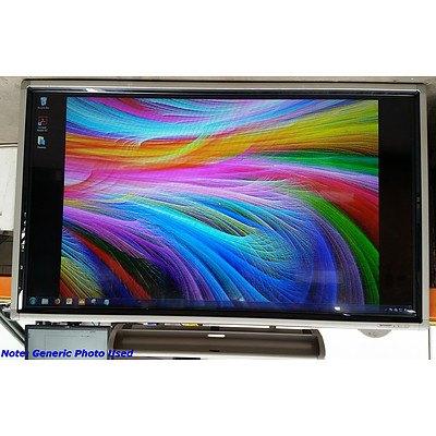 Sharp Aquos PN-L602B 60 Inch Widescreen Interactive LCD Monitor