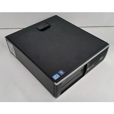 HP Compaq 8200 Elite Small Form Factor Core i7 (2600) 3.40GHz Computer