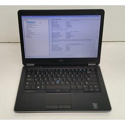 Dell Latitude E7440 14.1 Inch Widescreen Core i5 (4210U) 1.70GHz Laptop