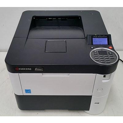 Kyocera Eco-Sys FS-2100DN Black & White Laser Printer