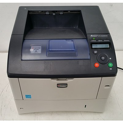 Kyocera Eco-Sys FS-4020DN Black & White Laser Printer